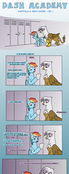 Dash Academy - Chapter 2 (Part 1) by Daralydk