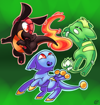 Pokemon Uranium by ChatotLover448