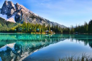 Emerald Reflection by skip2000