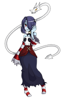 Commission: Squigly by electrorobo