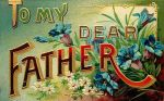 To My Dear Father by Yesterdays-Paper