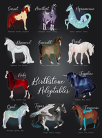 BIRTHSTONE ADOPTS [4/12 open] by Bright-Button