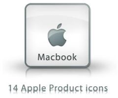 Apple Icons by misteranwa