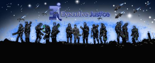 Star Citizen - Executive Justice by Sleazyfish