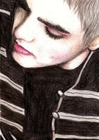 Gerard Way again by ElliotChange