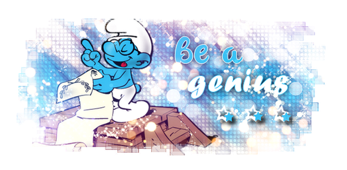 Be a genius ... by lilylolalay