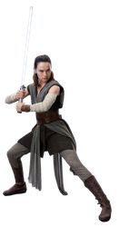 Star Wars Rey PNG by WeirdlySupernatural