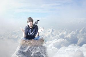 I am on the rock by mylifesite
