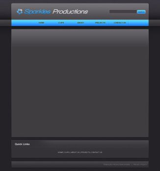 Sparkles Production Template by BashGfX