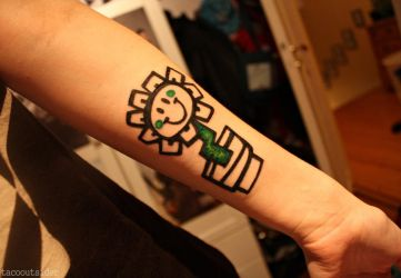 My Green Day tattoo by Tacooutsider