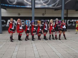 AKB0048 Cosplayers by Collioni69
