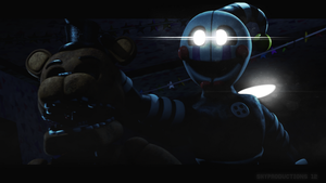 [SFM FNAF] The Sparkling Security by SkyProductions12
