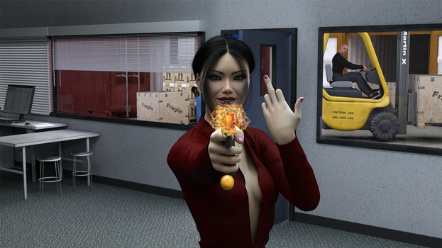 Agent Rada *** UPDATE 2*** by Doing-it-in-3d