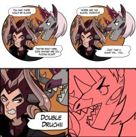 Commission: Meme comic by KukuruyoArt