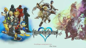 Kingdom Hearts HD Wallpaper by KiraReFLeX
