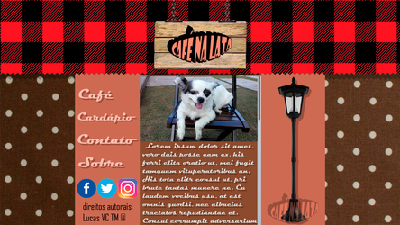 Cafe na Lata Site Completo by Metaluck768