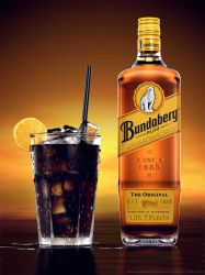 Liquor Rainbow Series: Bundaberg by drewbrand