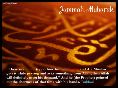Special Hour on Friday Jummah by topmuslim