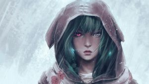 Eto [Tokyo Ghoul] by anoncorner