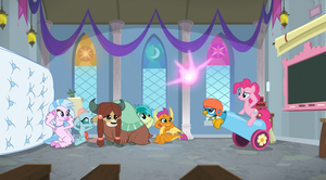 MLP Friendship is Magic Season 8 Moments 4 by Wakko2010