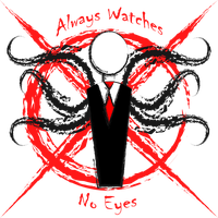 Creepypasta Marks Project The Slenderman Mark by elgrafitorebelde