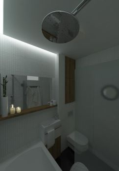 bathroom visualization by pilot69
