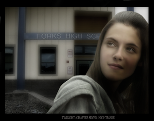 Twilight: Forks High by destroylove
