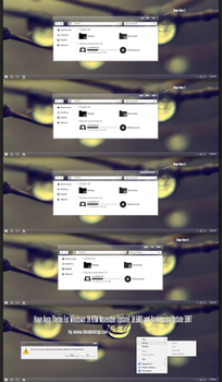 Haye Aero Theme Win10 Anniversary Update by Cleodesktop