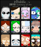 Art Summary by irlbubble