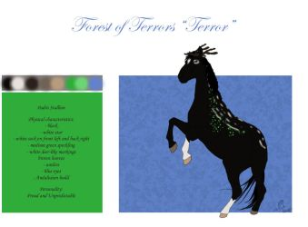 4796 Forest of Terrors by casinuba