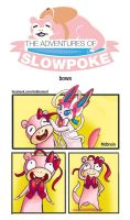The adventures of Slowpoke - Bows