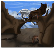 Don't Look Up by Desert-Wyvern