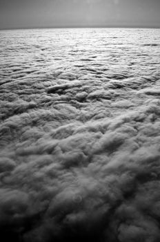 Pathway of clouds by Yanka1207