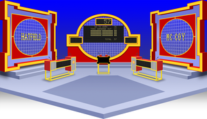 Family Feud 1994 gameplay by wheelgenius