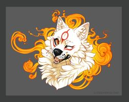Okami! by Andiliion