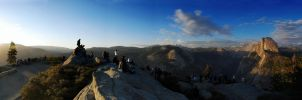 Glacier Point Panorama by porbital