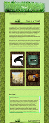 Grass Journal! by Sefall