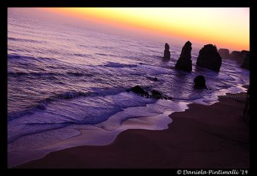 Apostles Sunset by TVD-Photography