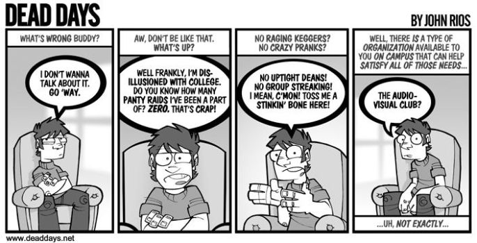 Greeks and Geeks Part 1 by deaddays