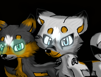 ~ me and my brother ~ by XxcrystalluvsyouxX