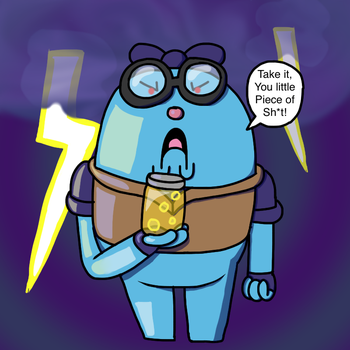 She is Now PISSED Off! (Mr. Men Show/Tf2 CO) by Seadragirl12