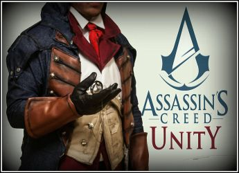 AC UNITY - Sneak Peek -WIP. by CreedCosplay