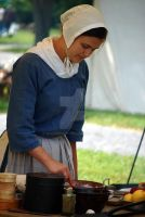 Historic Cooking by MauserGirl