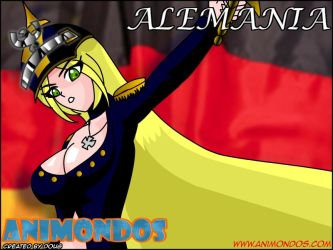 Alemania de Animondos by Dougieus