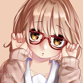 (AT) Mirai by SmolSalty