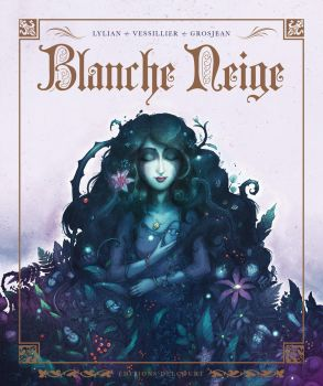 Blanche Neige cover by Myev07