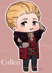 Chibi Cullen by Ailish-Lollipop