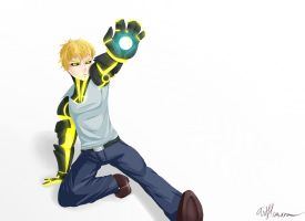 Genos by Aradiantha