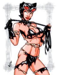 Savage Land Catwoman comm by gb2k