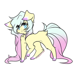 Gacha Result 'Light' by Blithe-Adopts